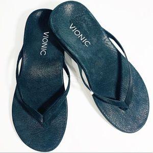 Vionic Flip Flops NWOT